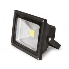 Светодиодный EUROELECTRIC LED Прожектор COB 30W 6500K classic