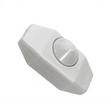 Выключатель для бра RIGHT HAUSEN с регулятором белый HN-025031