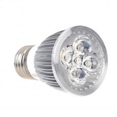 Светодиодная фито лампа VENOM GR-15 для растений Е27 15Вт с линзой