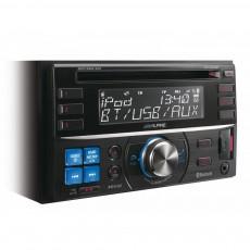 2-DIN CD/MP3-ресивер Alpine CDE-W235BT