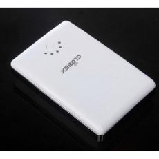 Портативный аккумулятор Globex GU-PB84 белый
