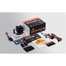 Автосигнализация безбрелочная Prizrak-740 TEC Electronics с сиреной