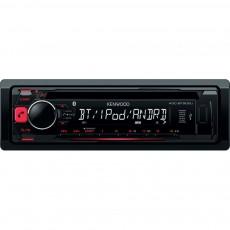 CD/MP3-ресивер Kenwood KDC-BT500U