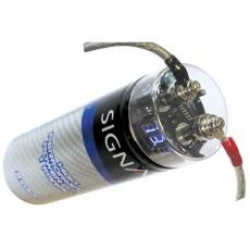 Конденсатор SIGNAT S104002 1F с вольтметром