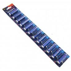Батарейка SONY LR 3 Stamina Plus 1x12 pcs отрывная (1 шт)