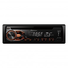 CD/MP3-ресивер Pioneer DEH-1800UBA
