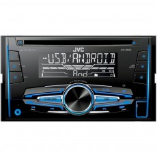 2-DIN CD/MP3-ресивер 2-DIN JVC KW-R520QN