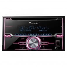 CD/MP3-ресивер 2-DIN Pioneer FH-X720BT