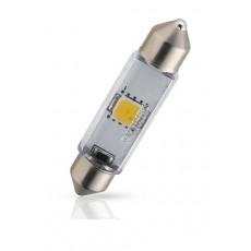 Лампа светодиодная Philips Festoon Vision LED T10.5x43, 4000K, 1шт/блистер
