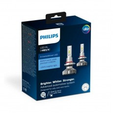 Светодиодные лампы головного света Philips 11005XUWX2 X-tremeUltinon LED для цоколя HB3/HB4