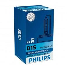 Ксеноновая лампа D1S Philips 85415WHV2C1 WhiteVision gen2
