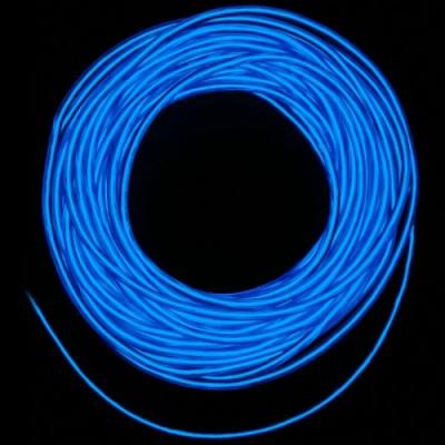 Холодный неон третьего поколения - Синий, 2,6мм
