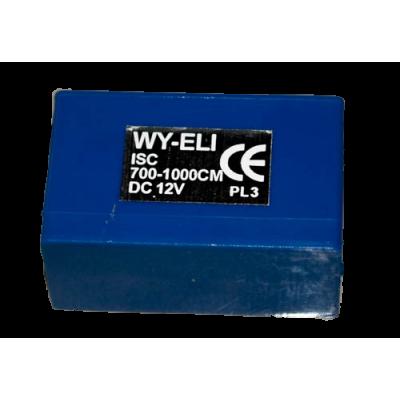 Инвертор для холодного неона ISC до15м. 12V (для авто без переключ.)