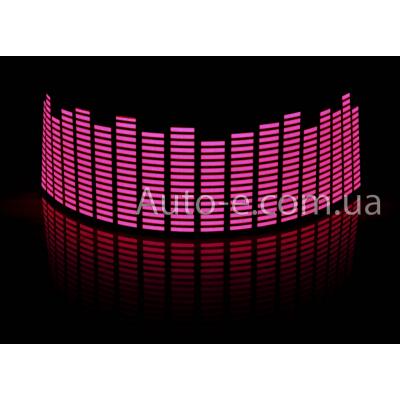 Эквалайзер розовый 90*25 см