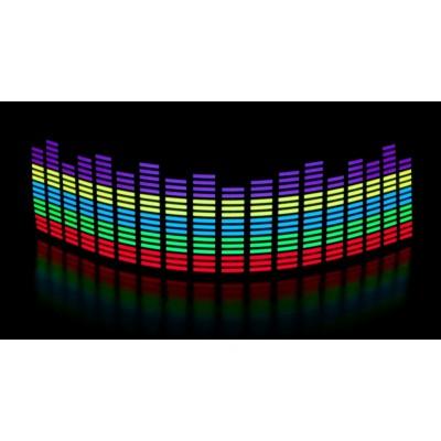 Эквалайзер 5ти цветный 70*16см: К-З-С-Ж-Ф