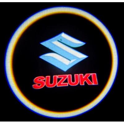 Подсветка дверей авто - Suzuki