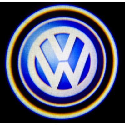 Подсветка дверей авто - Volkswagen