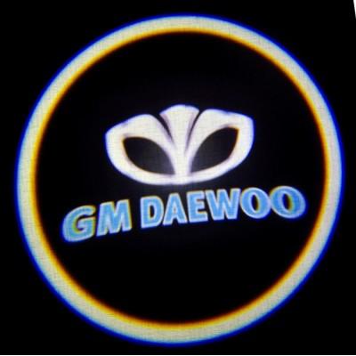Подсветка дверей авто - Daewoo