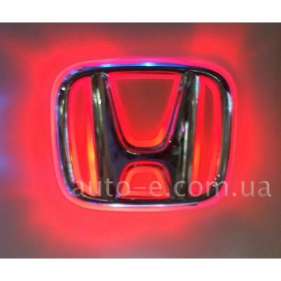 Подсветка лого авто - Honda