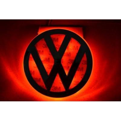 Подсветка лого авто - Volkswagen