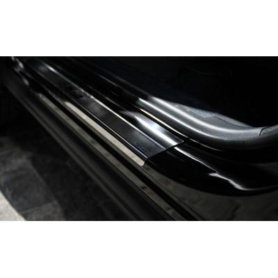 Накладки на пороги Chevrolet Captiva II 2011+