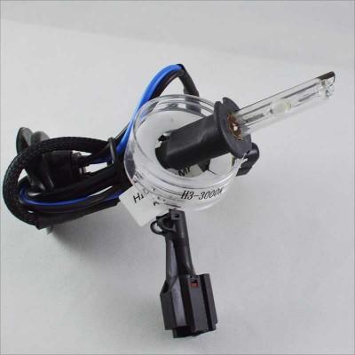 Ксеноновая лампа SL Xenon под цоколь Н3, 55Вт. 5000К., разъем KET, AC