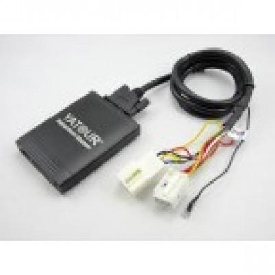 SKODA 12 pin YATOUR YT-M06 USB
