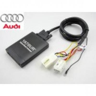 AUDI 12 pin YATOUR YT-M06 USB