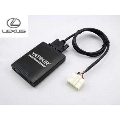 LEXUS 6+6pin YATOUR YT-06 USB