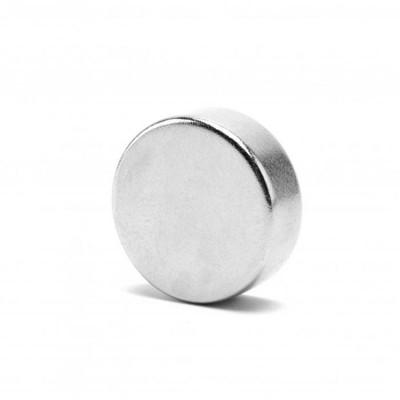 Магнит неодимовый 20х10 цилиндрический