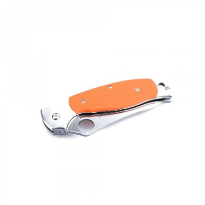 Нож Ganzo G7371 (черный, оранжевый)