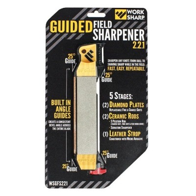 Точилка Work Sharp GUIDED FIELD SHARPENER 2.2.1