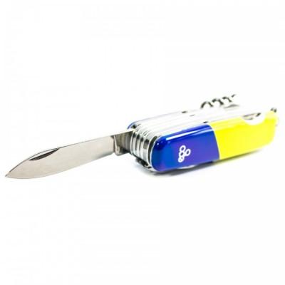 Нож Ego A01.13, синежелтый
