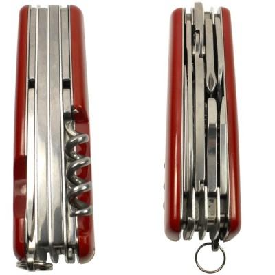 Нож Ego A01.11, красный