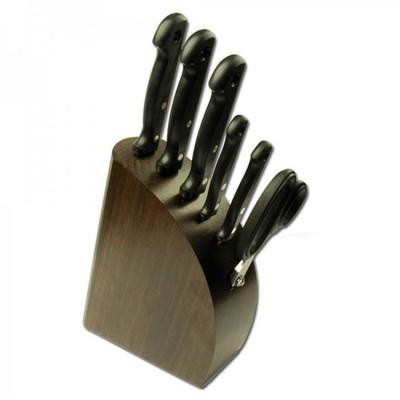 Нaбор ножей MAM, 5шт., темное дерево, №430