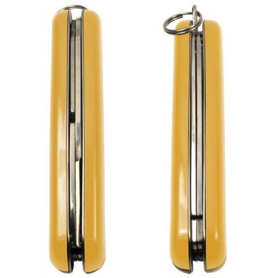 Нож Ego A03 брелок, желтый