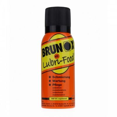 Brunox Lubri Food, масло универсальное, спрей, 120ml