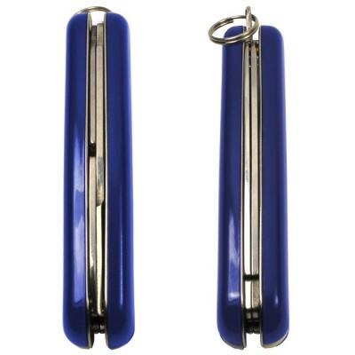 Нож Ego A03 брелок, синий