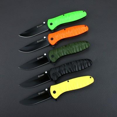 Нож Ganzo G622-O-1, оранжевый