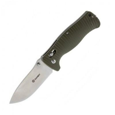 Нож Ganzo G720, зеленый
