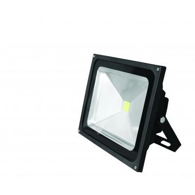Светодиодный EUROELECTRIC LED Прожектор COB 50W 6500K classic