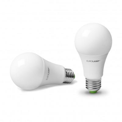 """Промо-набор EUROLAMP LED A60 8W E27 4000K акция """"6в1"""""""