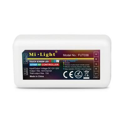 RGBW-контроллер RF радио 4 зонный, WI-FI, (2.4GHz)
