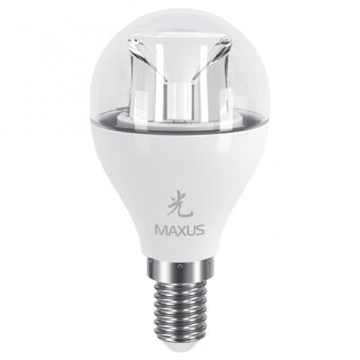LED лампа 6W мягкий свет G45 Е14 220V (1-LED-435)