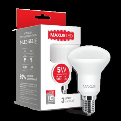 LED лампа R50 5W яркий свет 220V E14 (1-LED-5540) (NEW)