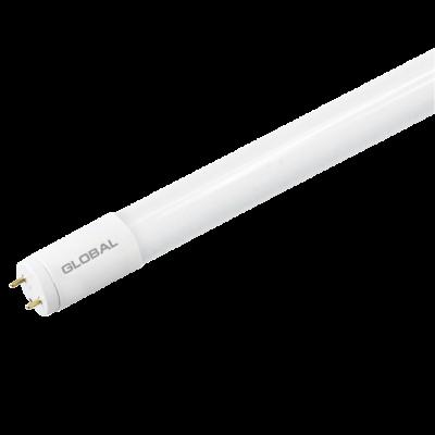 LED лампа GLOBAL T8 16W, 120 см, холодный свет, G13, (1665-02)