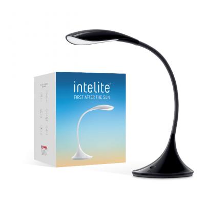 Настольный светильник Intelite Desklamp 6W black (DL3-6W-BL) (NEW)