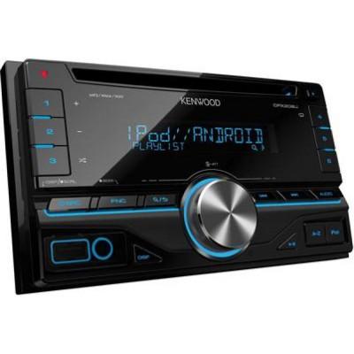 2-DIN CD/MP3-ресивер Kenwood DPX-306BT