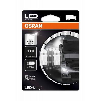 OSRAM LEDriving – Premium (W5W, 2824CW-02B)
