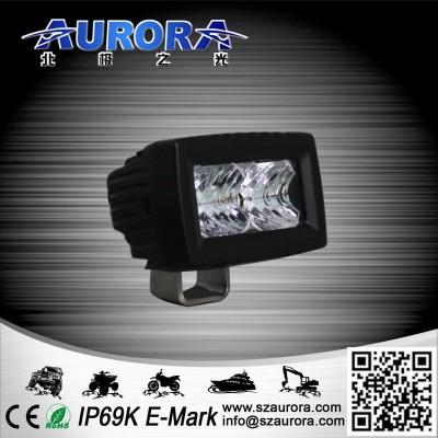 Дополнительная многофункциональная светодиодная фара ALO-L-2 10W Сree 9-36V IP69 1100 Люмен